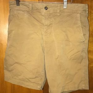 Men's American Eagle Khaki Shorts